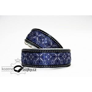 BROCADE BLUE II
