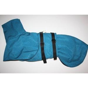 Softshel Blue hatch / L1
